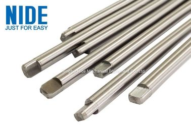 High Polished Electric Motor Spare Parts Smooth Concentric Shaft Or Spindle