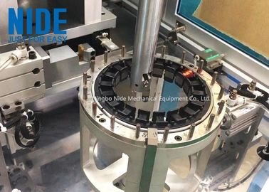 Auto 18 slots electric Stator Coil Winding Machine  Automatic needle winding machine for sale